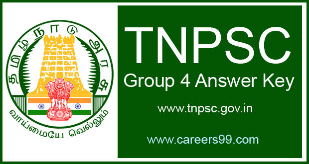 TNPSC Group 4 Answer Key