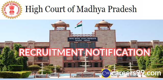 mp-high-court district Judge Recruitment