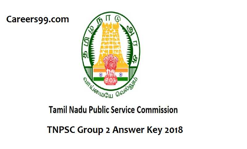 TNPSC SI Answer Key