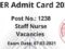 UBTER Staff Nurse Admit Card 2021 Download @ ubter.in: UBTER Group C (Upcharika) Exam Date